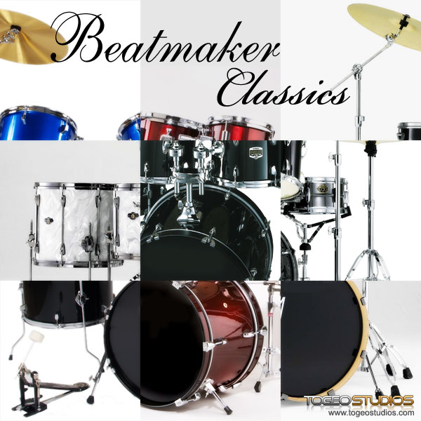Beatmaker Classics for Ableton Live