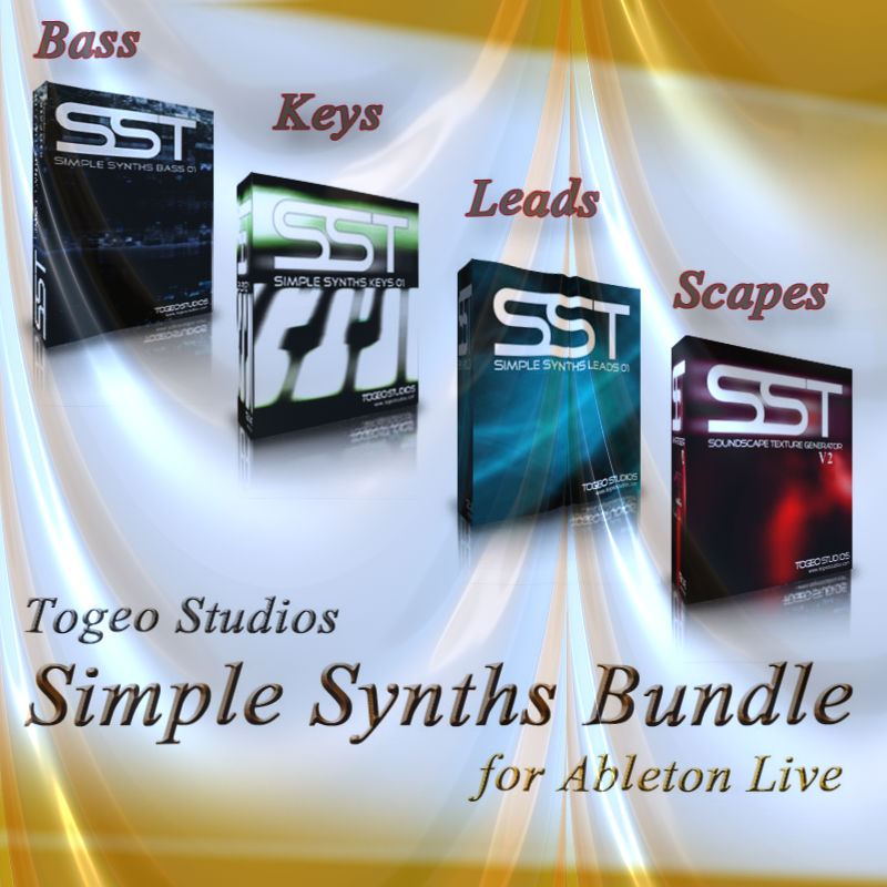 Simple Synths for Ableton Live
