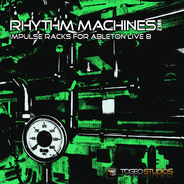 Rhythm Machines 2 for Ableton Live