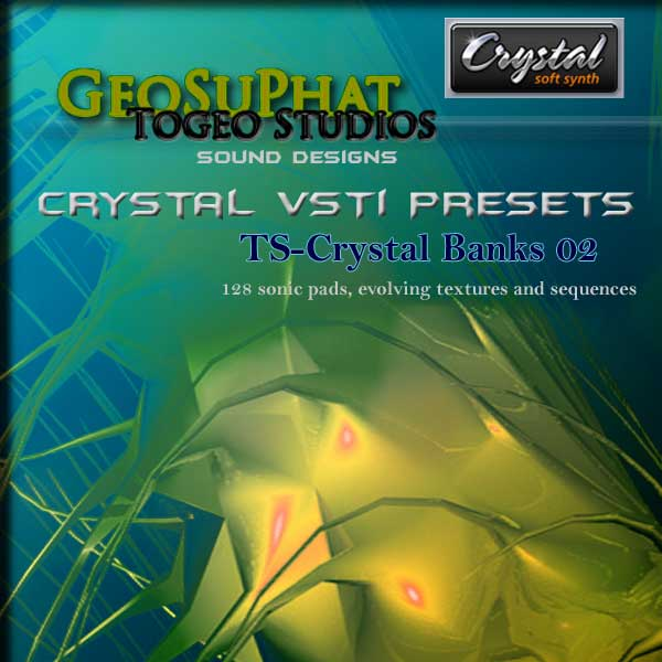 Crystal VST – Bank 2