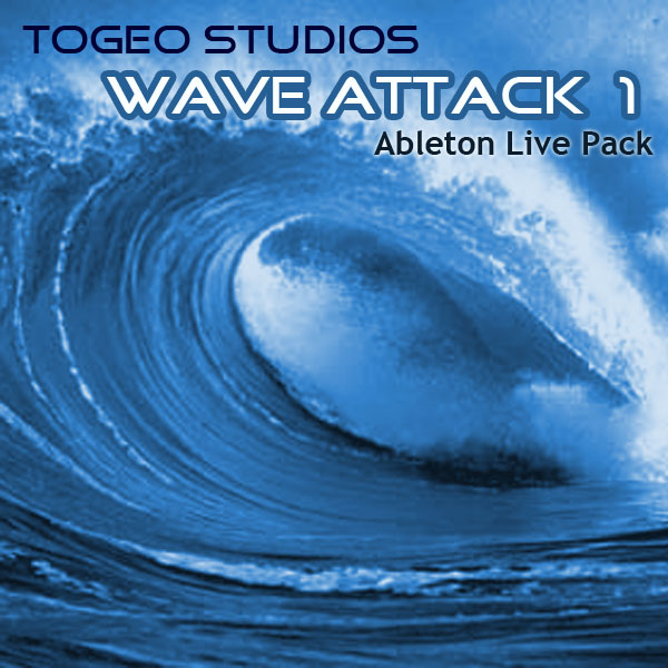 Wave Attack I for Ableton Live