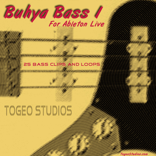 Buhya Bass for Ableton Live