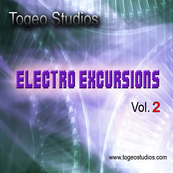 Electro Excursions 2 – Drum Loops