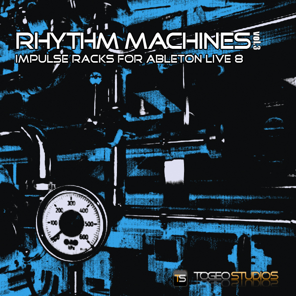 Rhythm Machines 3 for Ableton Live